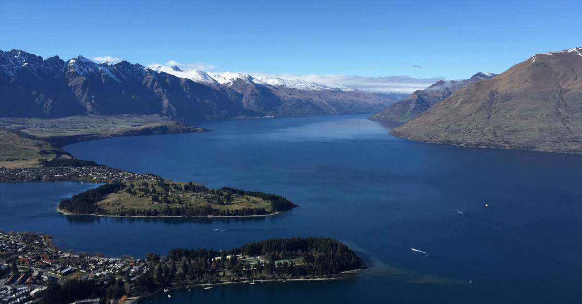 NEW ZEALAND – THE GREEN, CLEAN ISLANDS