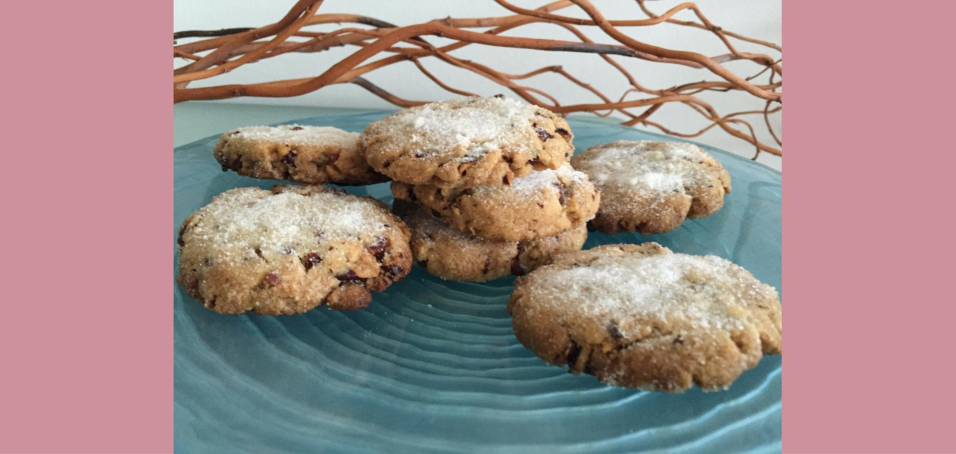 Butter Pecan Cookie Recipe