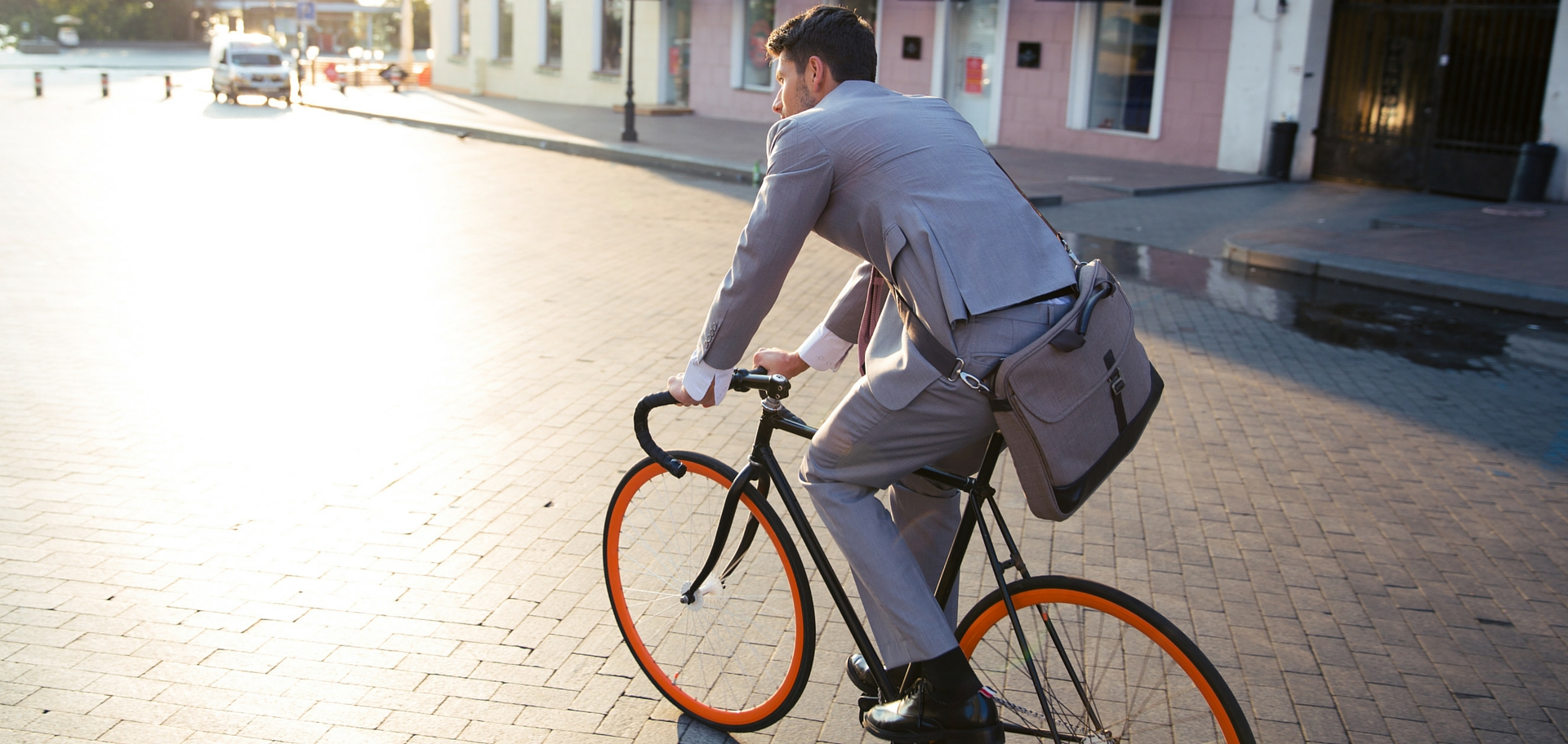 National Bike to Work Day