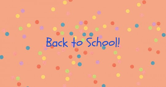 Back to School! (1)