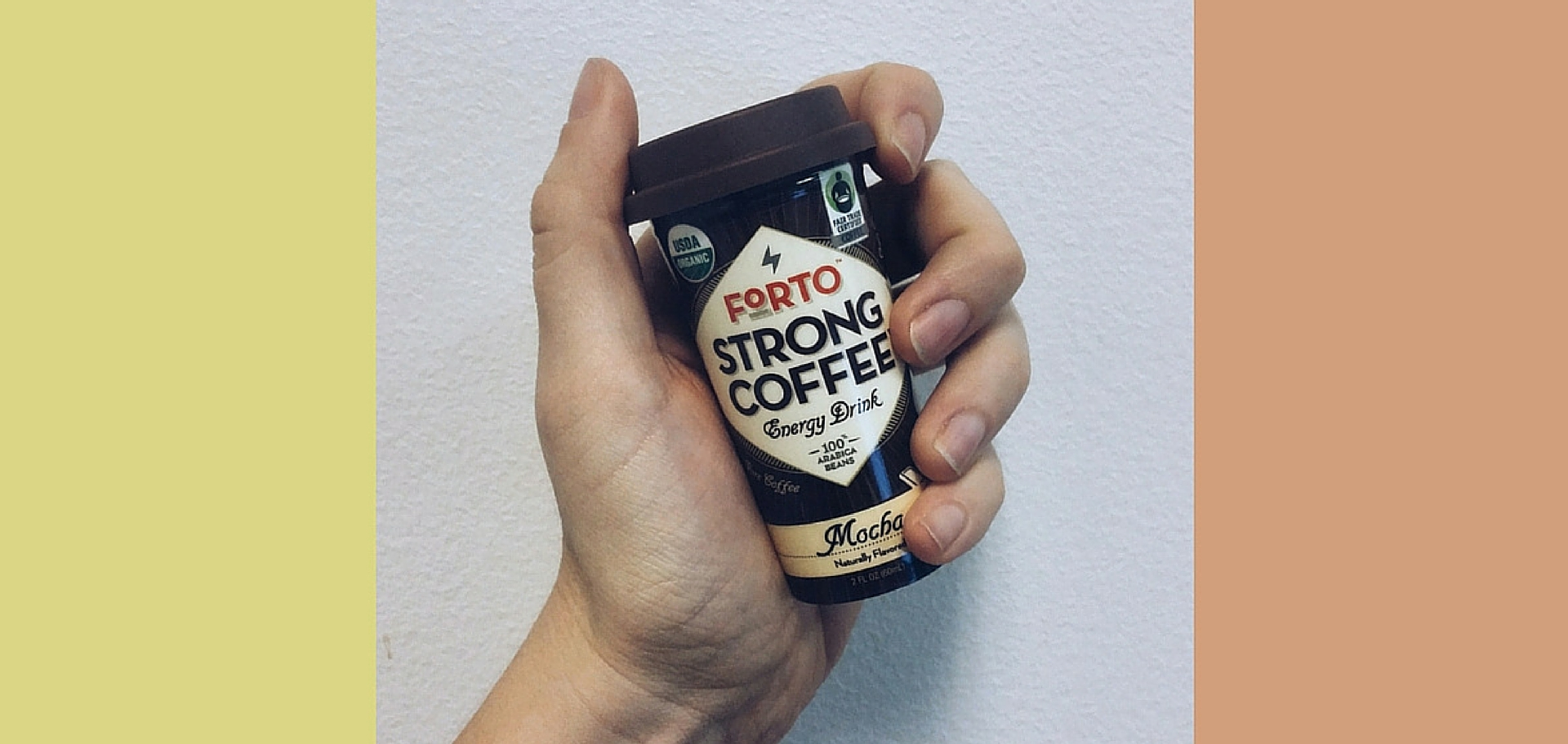 Forto Strong Coffee Energy Drink Review
