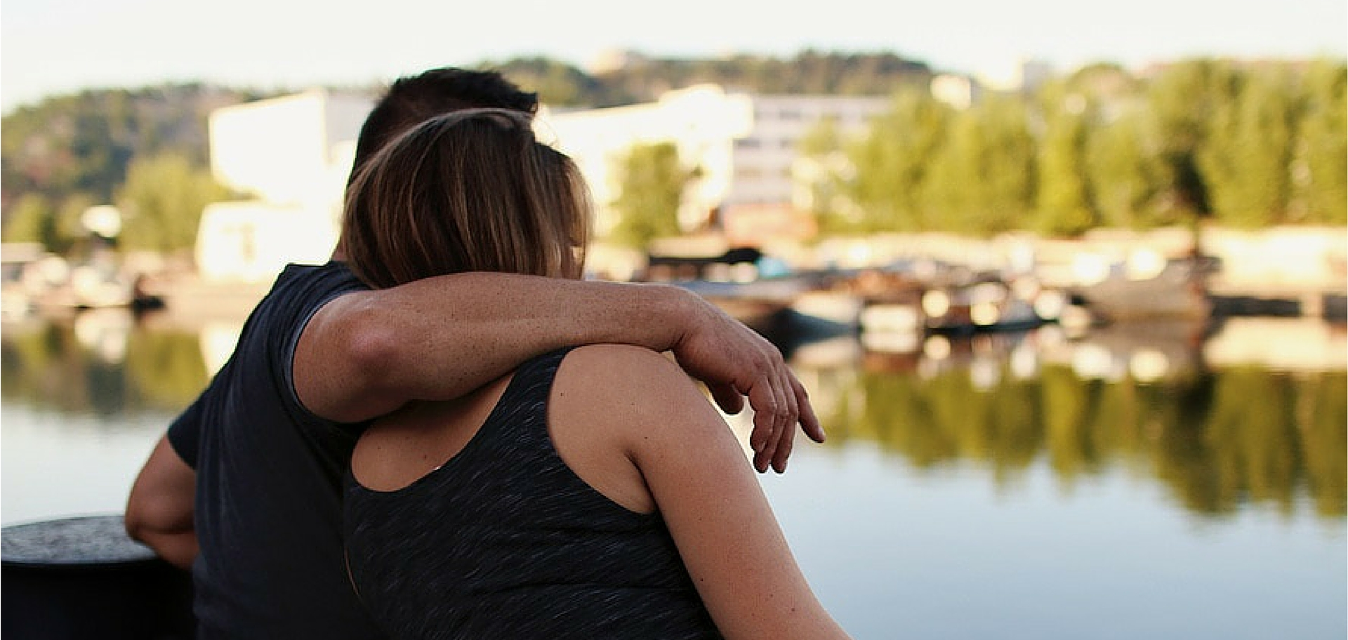 6 Benefits of Hugging it Out