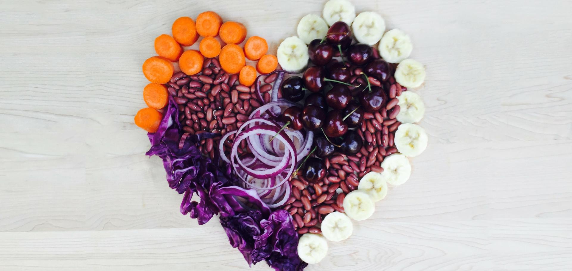 Six Foods That Heal