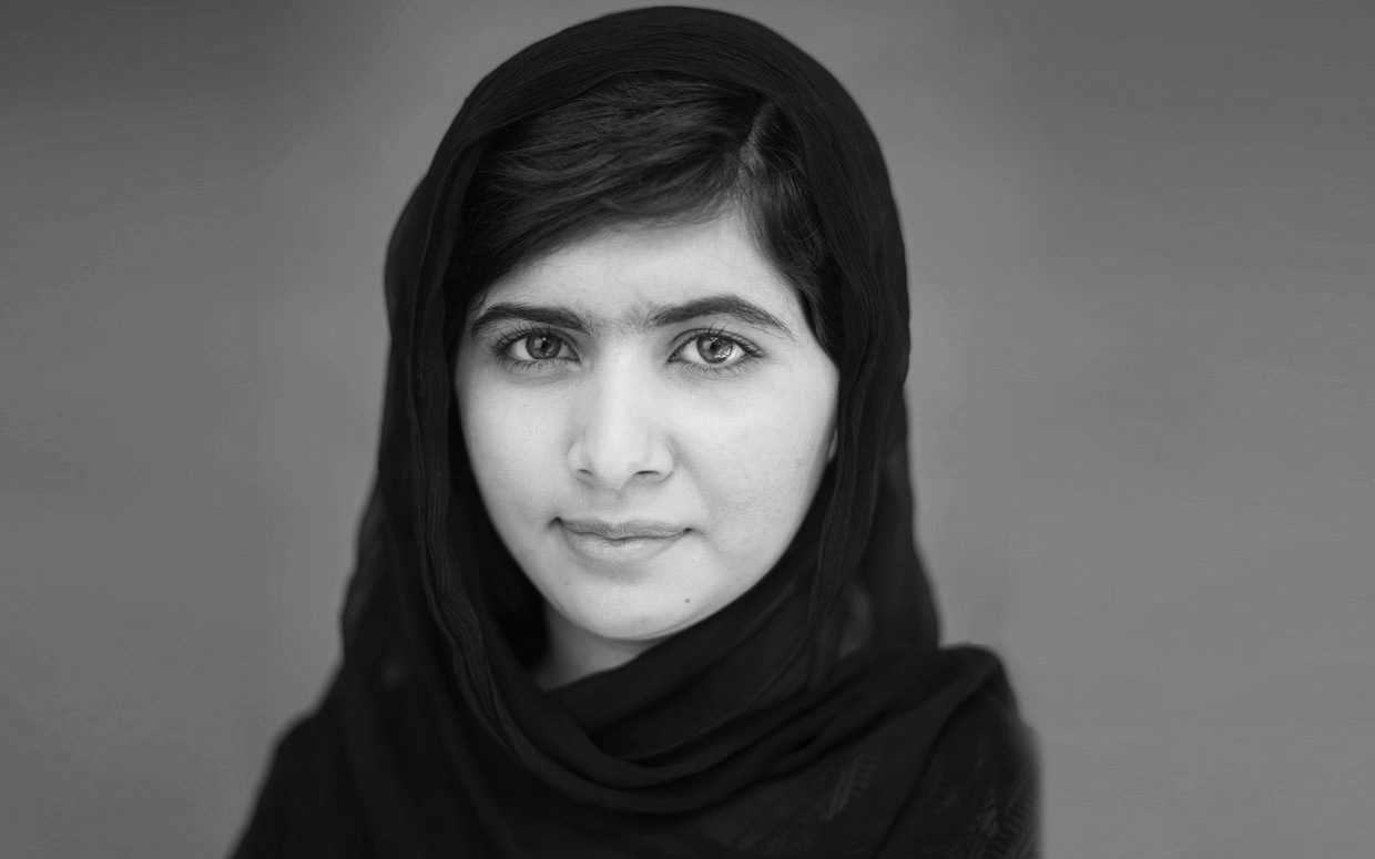 The Story Of Malala Yousafzazi: The Girl Who Was Shot For Going To School