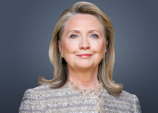 Hillary Clinton: Picture by Forbes