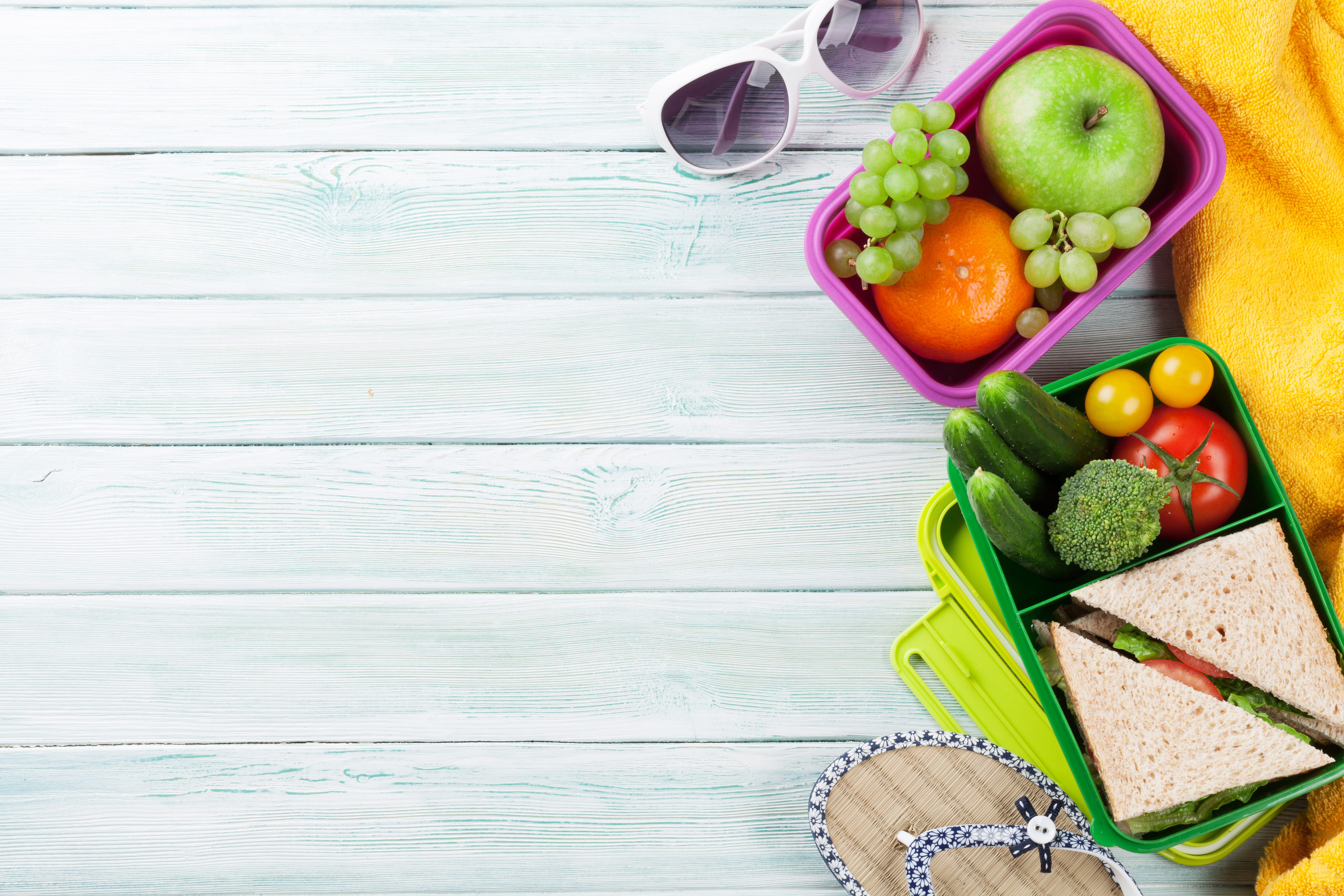 ECO-FRIENDLY LUNCH BOXES PERFECT FOR ON – THE – GO