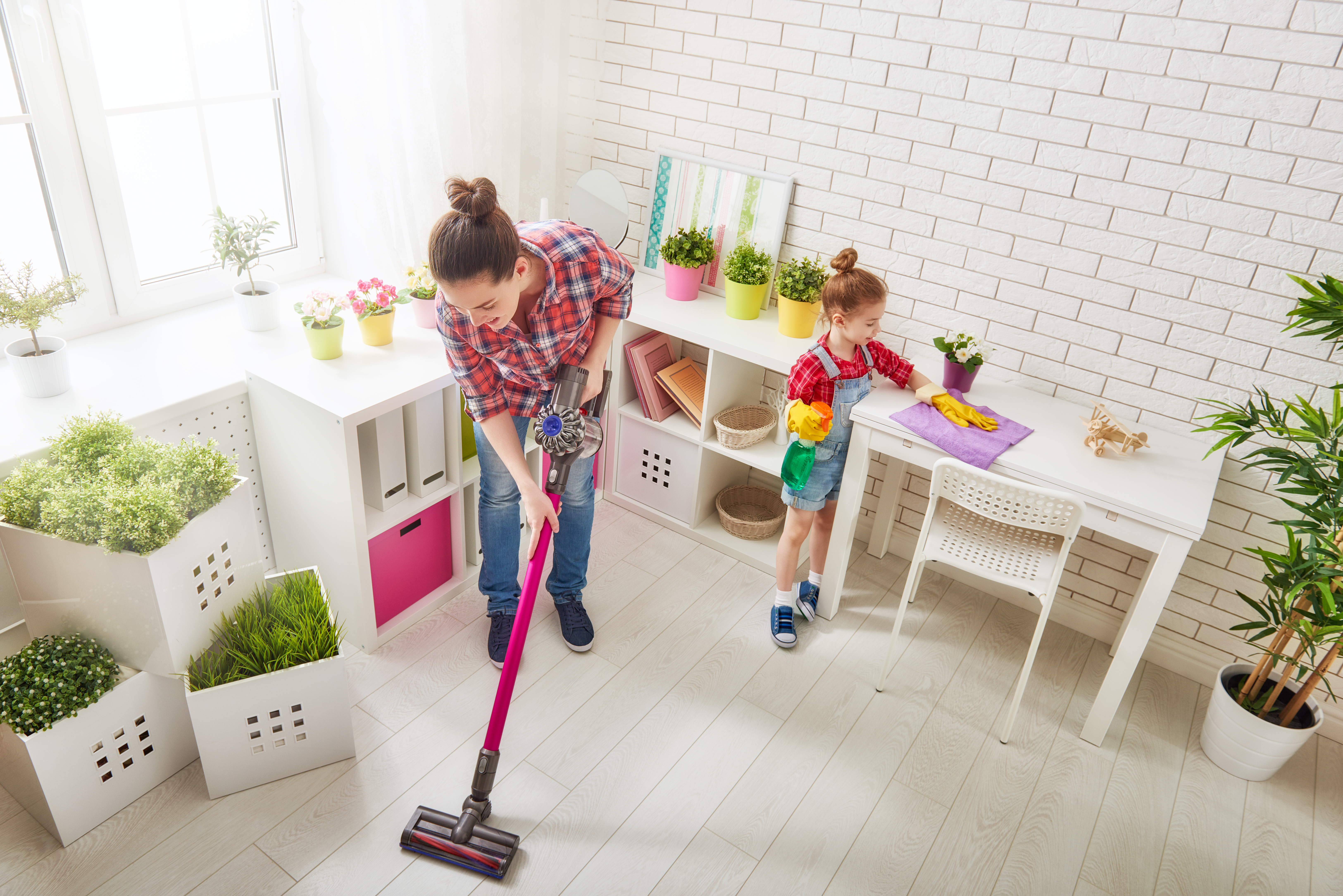 Make Cleaning Fun: How to Get Your Kids Involved