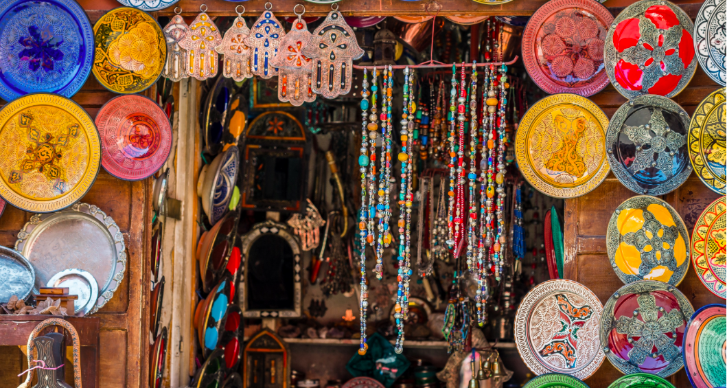 THE MOST AMAZING MARKETS