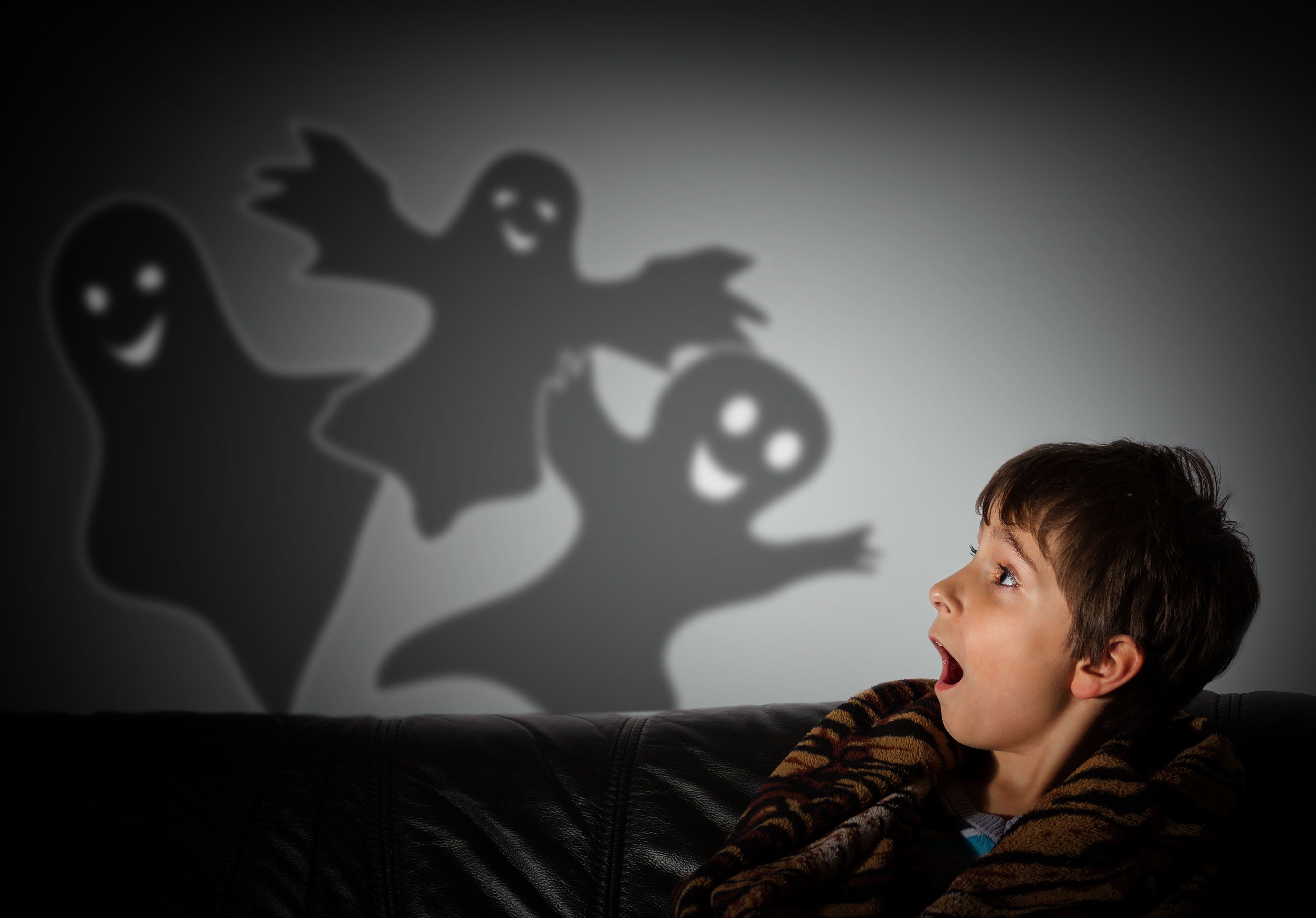 GHOST STORIES GUARANTEED TO SCARE!