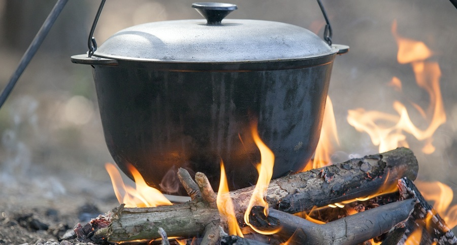 Tasty Tuesday: Easy and Delicious Campfire Food!