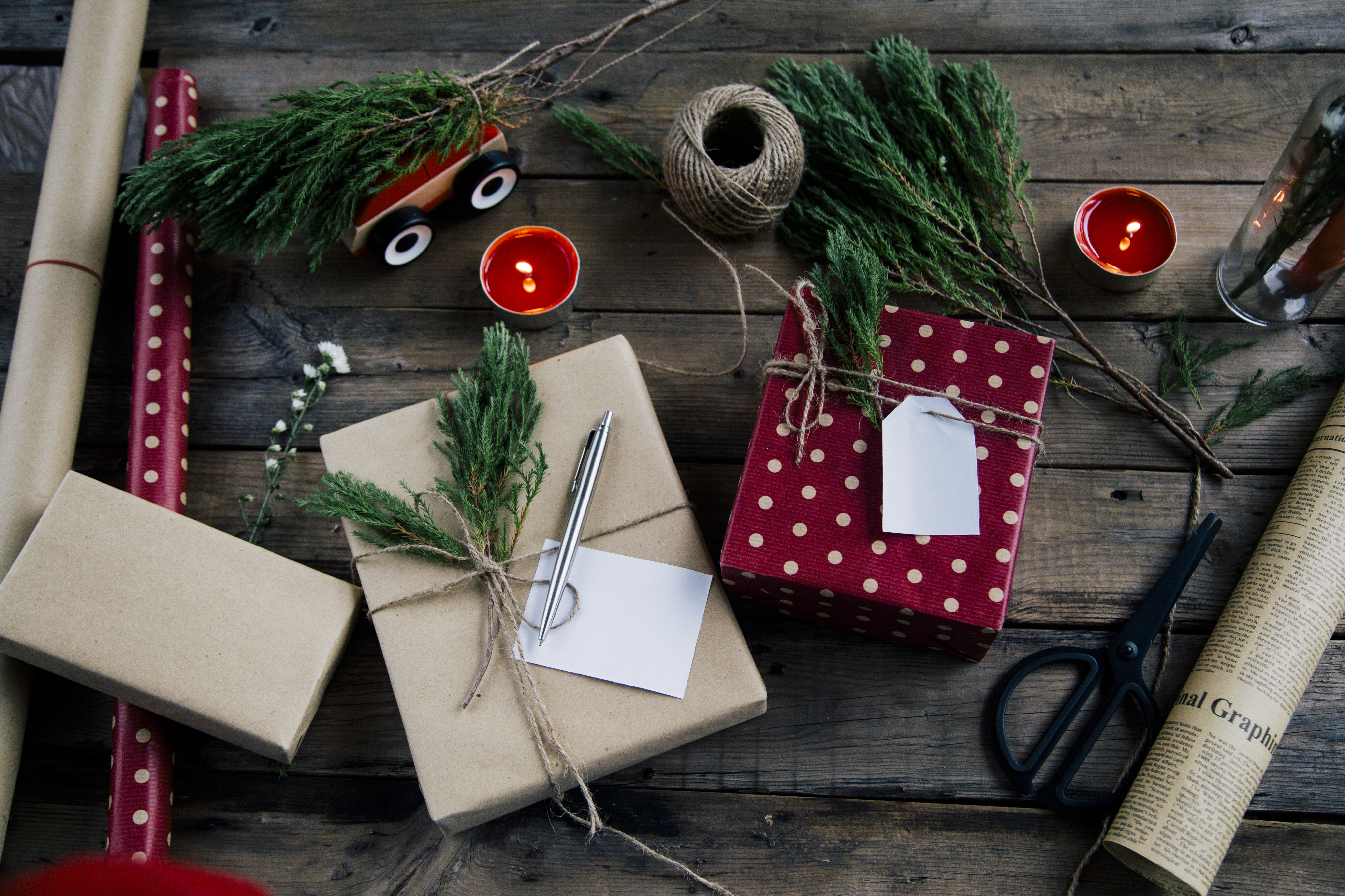 ECO HOLIDAY GIFTS: IDEAS FOR HER