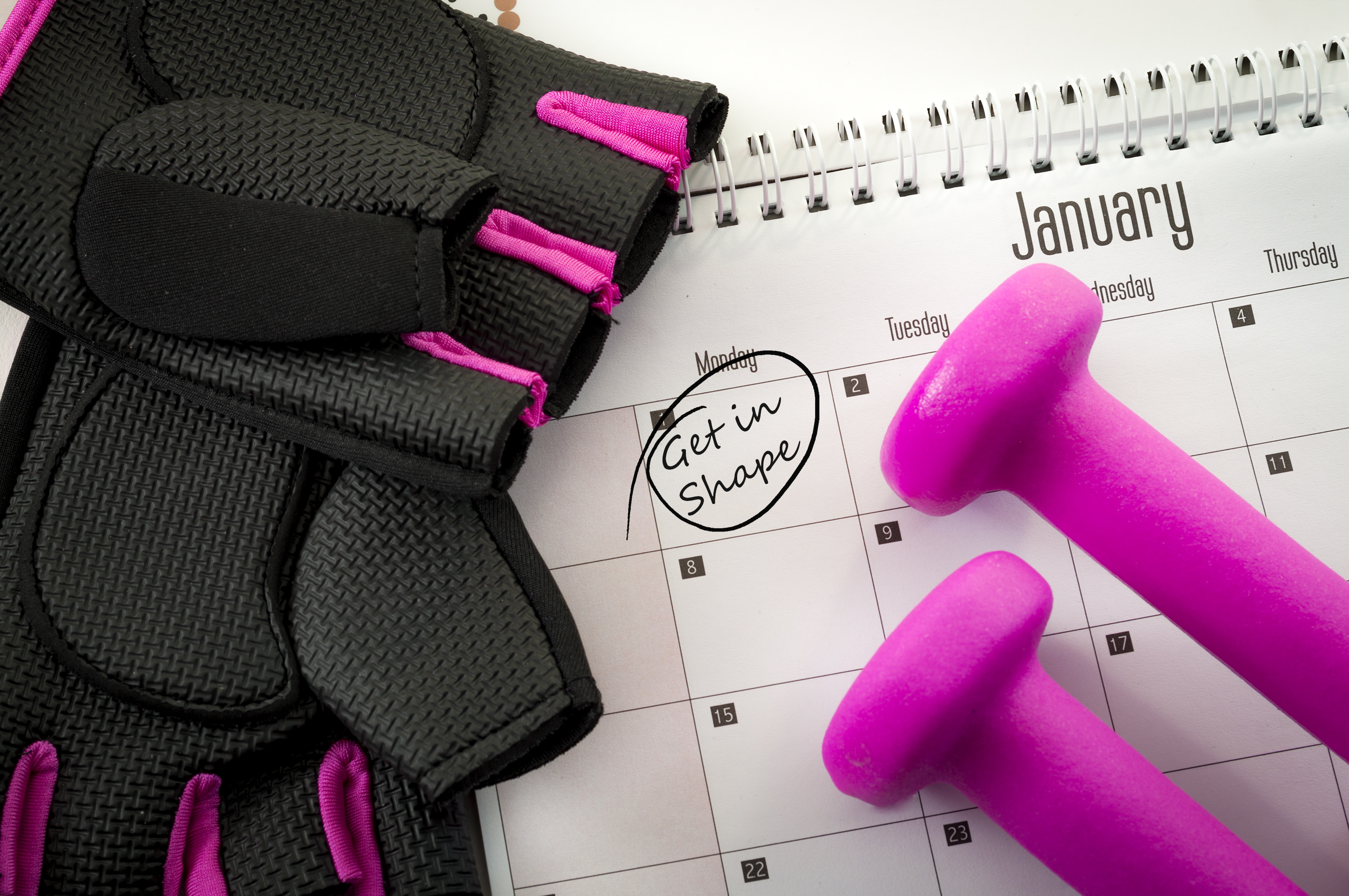 Hate to exercise? Here's how to get you started!
