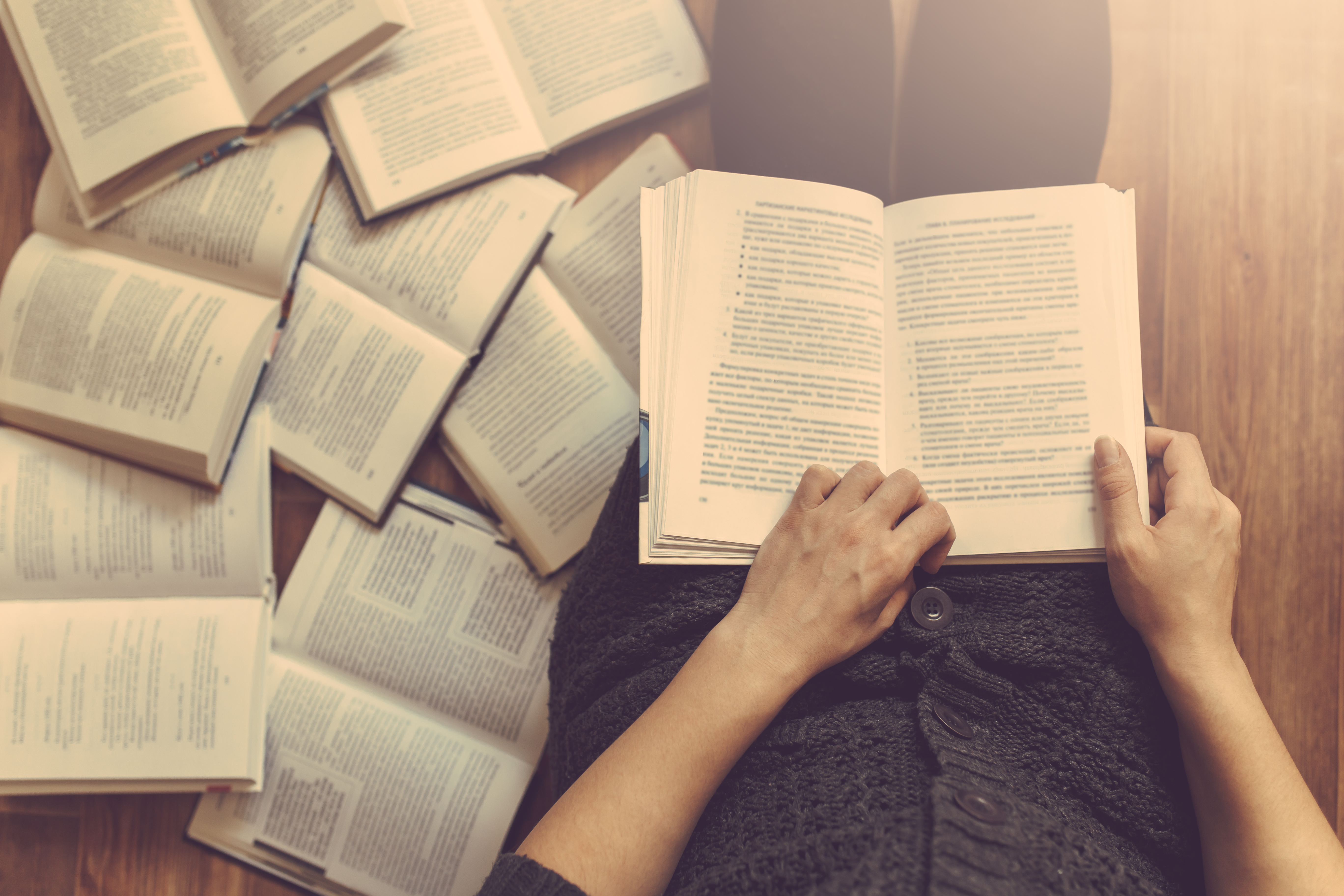 OUR LIST OF CONSCIOUS BOOKS TO READ IN 2018