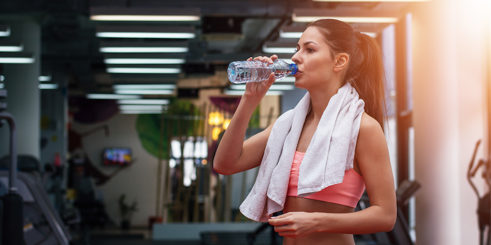 5 WAYS TO MINIMIZE THE GERMS AT THE GYM