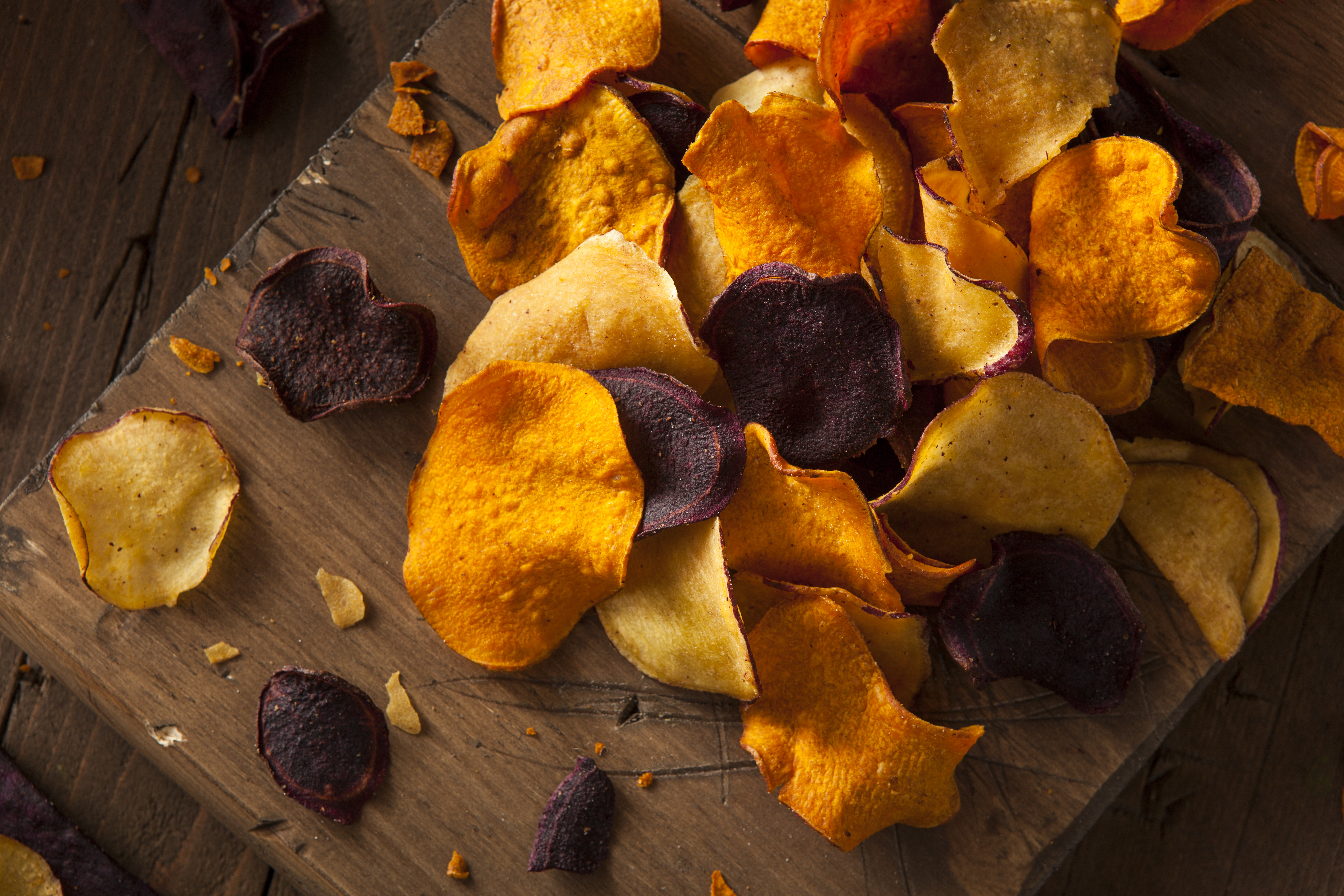 TASTY TUESDAY'S: OUR FAVORITE POTATO CHIPS