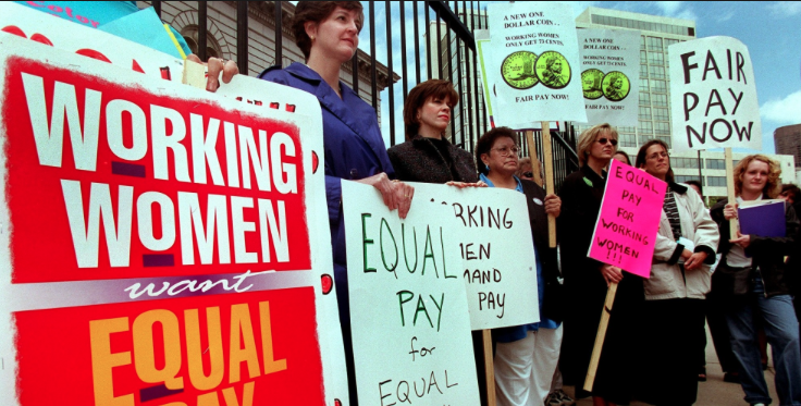 EQUAL PAY DAY…IT'S TIME TO GET EVEN