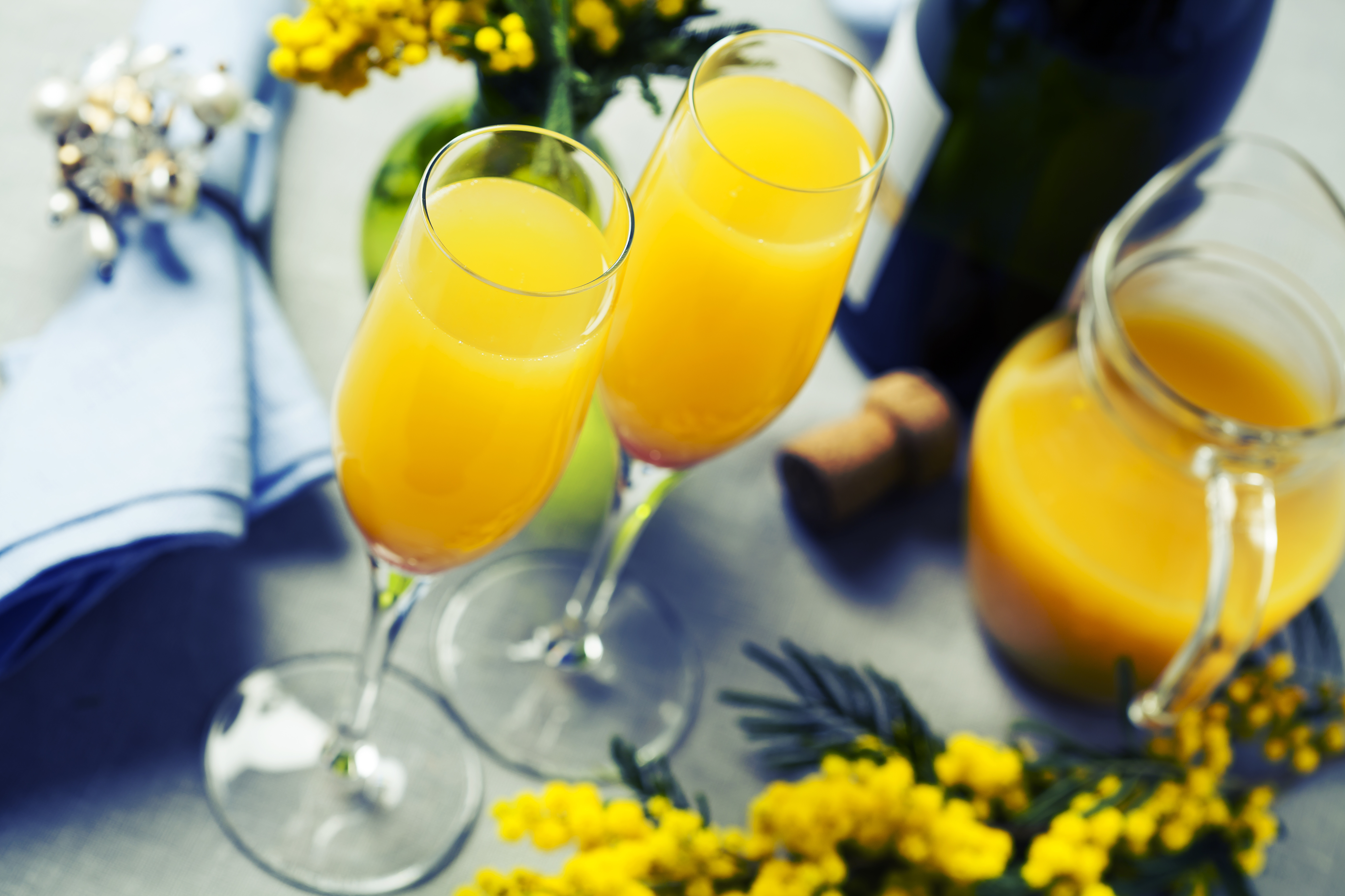 TASTY TUESDAY'S: MIMOSA RECIPES WITH A TWIST