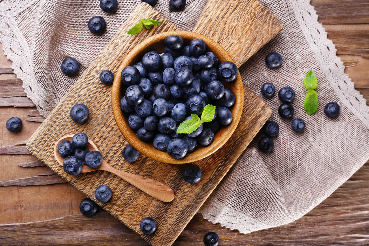 OUR FAVORITE BLUEBERRY RECIPES