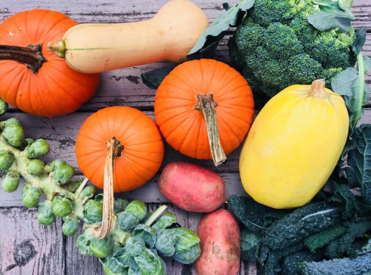 Cooking With Fall Produce