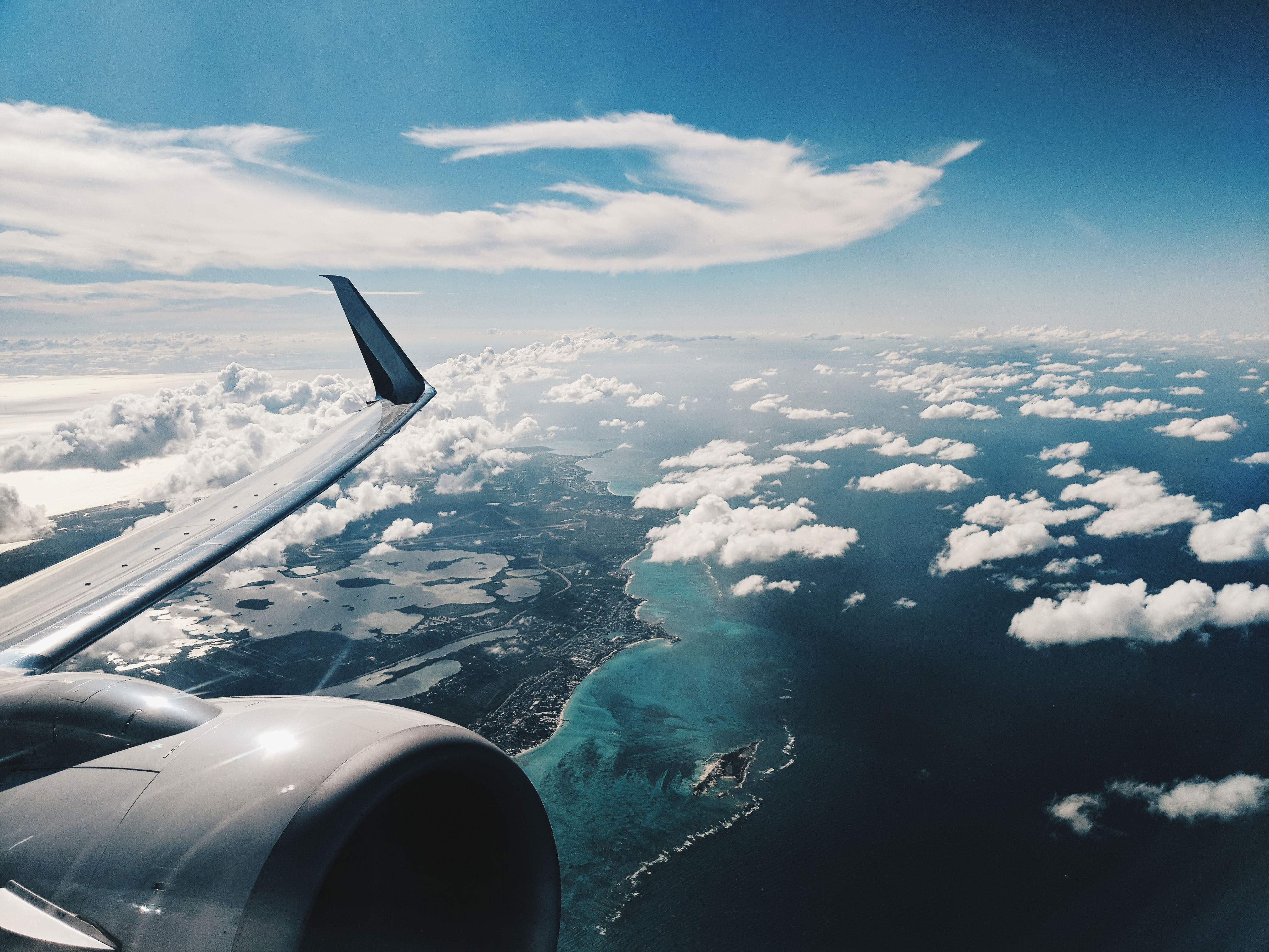 WHAT IS THE IMPACT OF AIR TRAVEL TO OUR ENVIRONMENT?