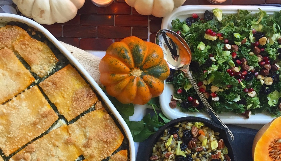 Thanksgiving – Vegetarian Side Dishes
