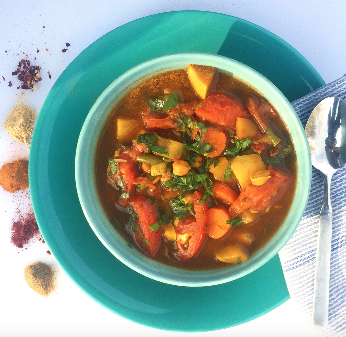 HEARTY, HEALTHY WINTER SOUPS