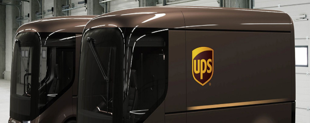 UPS IS GOING GREEN