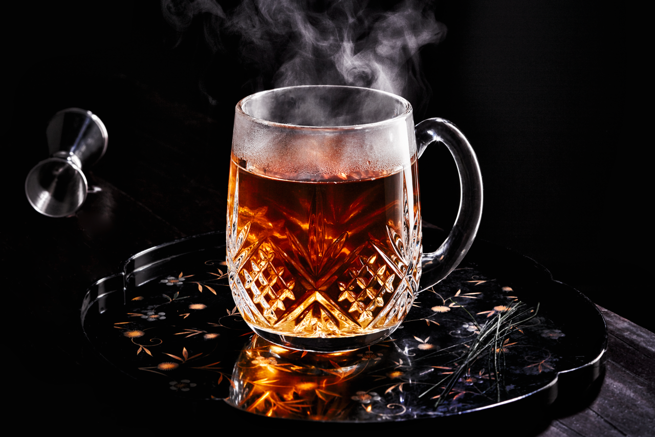 Maple and Pine Hot Toddy
