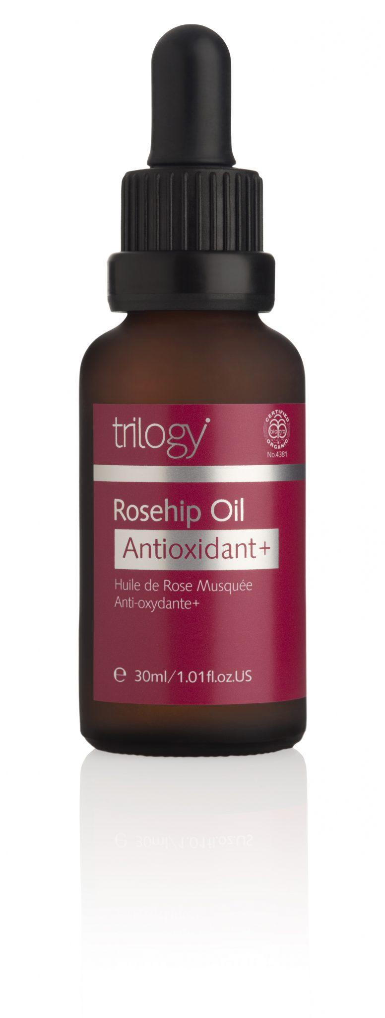 Rosehip Oil Antioxidant+