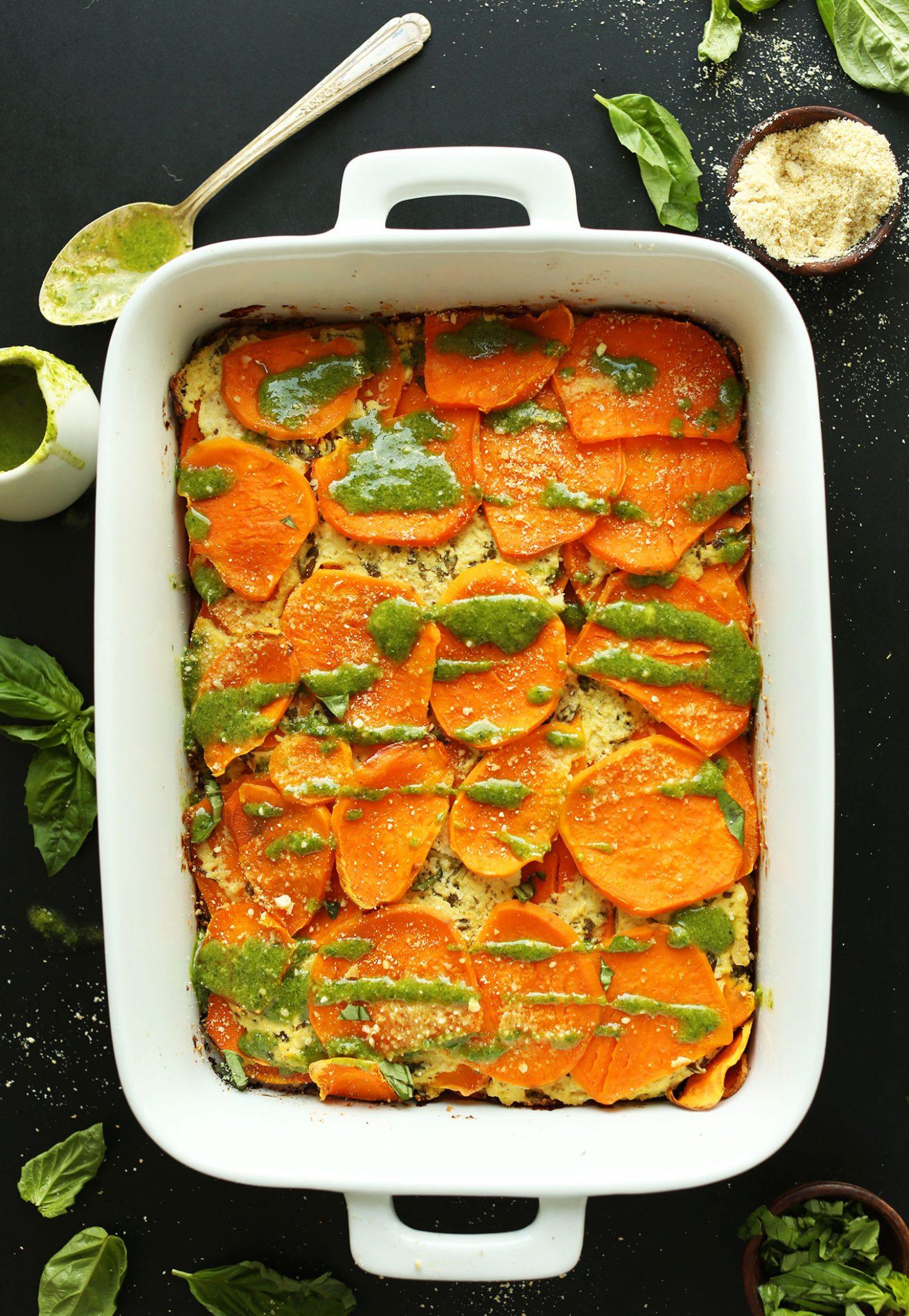 Vegan-Sweet-Potato-Lasagna-9-ingredients-simple-methods-BIG-flavor-healthy-vegan-glutenfree-lasagna-recipe-dinner-minimalistbaker