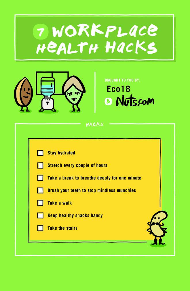 Eco18 Workplace Hacks