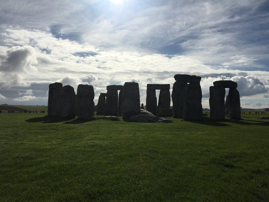 Stonehenge under the sun (2017)