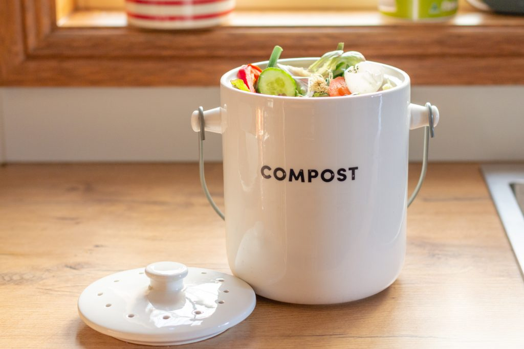 Learn how to start composting in your home and garden!