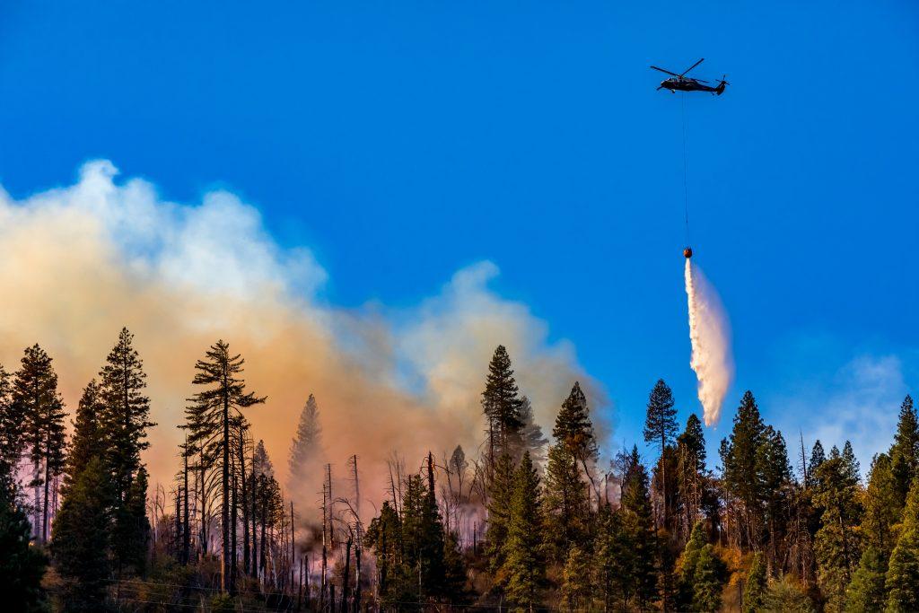 California, Oregon, and Washington Fires